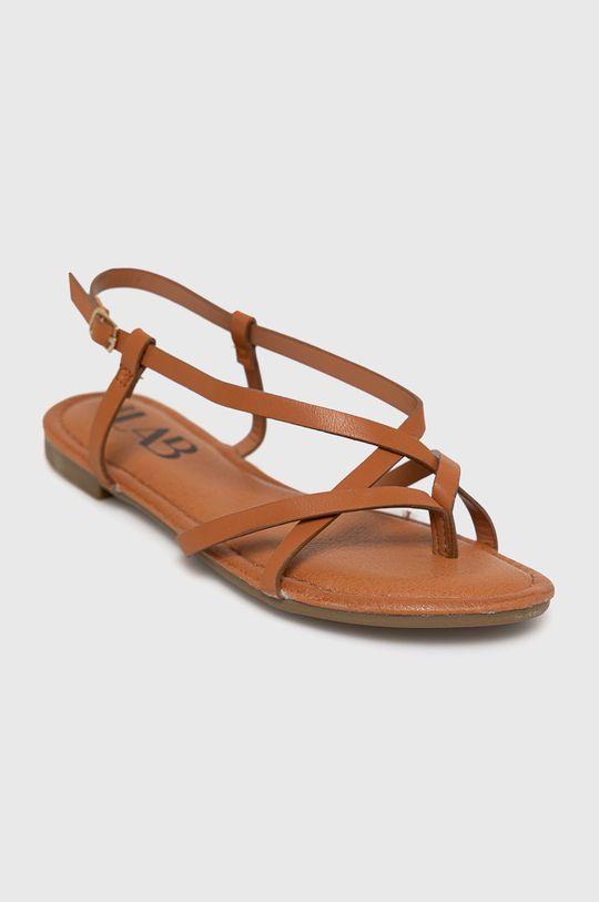 Answear Lab - Sandały brązowy