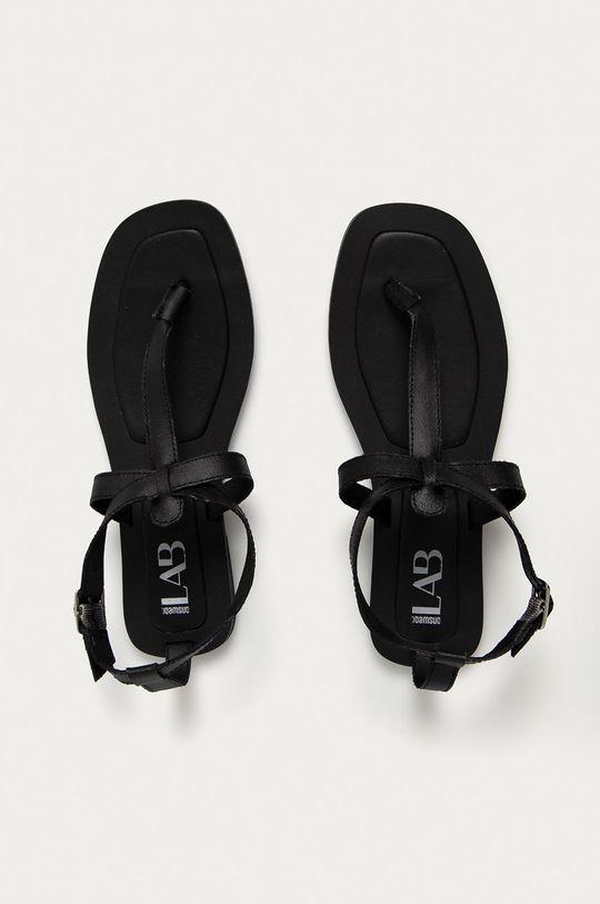 Answear Lab - Kožené sandály z narozeninové kolekce Dámský