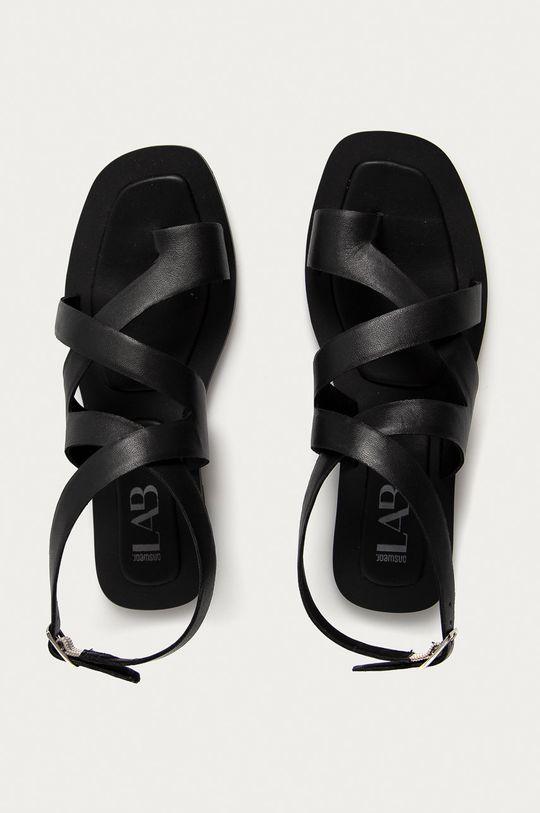 Answear Lab - Kožené sandále Dámsky