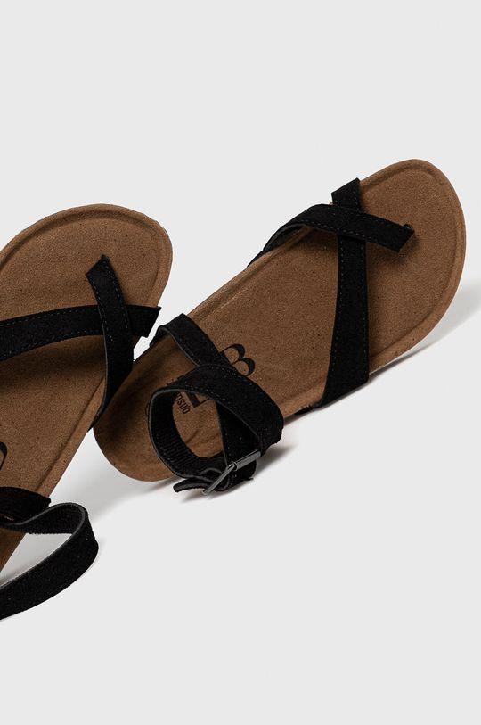 Answear Lab - Sandały czarny