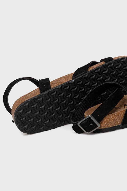 Answear Lab - Sandały Cholewka: Materiał tekstylny, Wnętrze: Materiał tekstylny, Podeszwa: Materiał syntetyczny