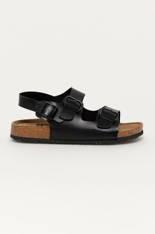 čierna Answear Lab - Sandále Dámsky