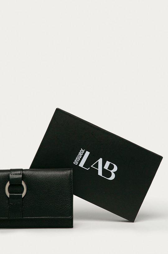 Answear Lab - Portofel de piele De femei