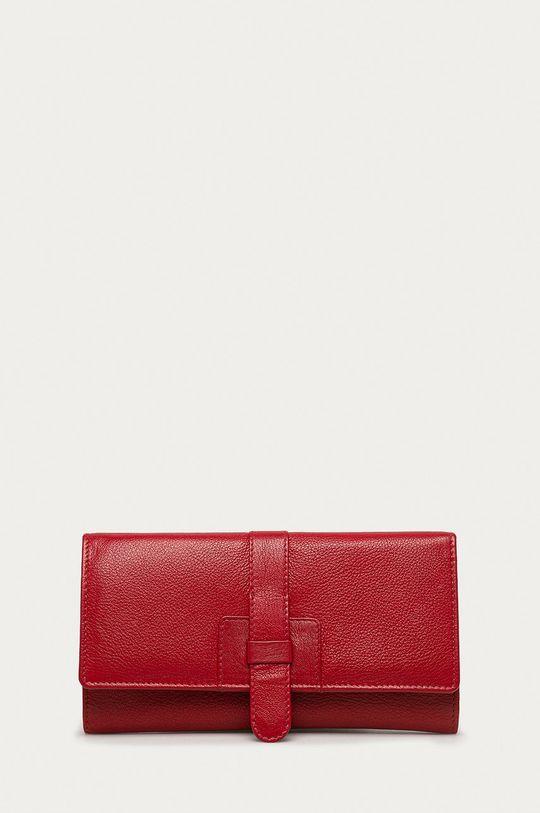 červená Answear Lab - Peňaženka Dámsky