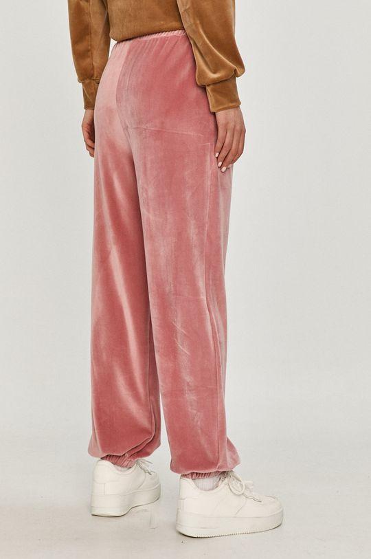 Answear Lab - Kalhoty  80% Bavlna, 5% Elastan, 15% Polyester
