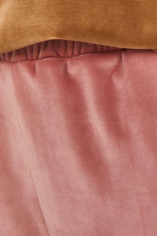 starorůžová Answear Lab - Kalhoty