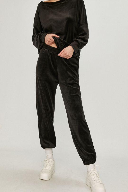 černá Answear Lab - Kalhoty Dámský