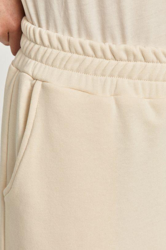 smetanová Answear Lab - Kalhoty
