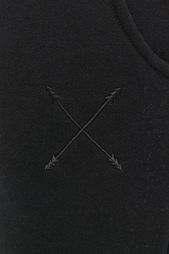 czarny Answear Lab - Spodnie Natural Flow