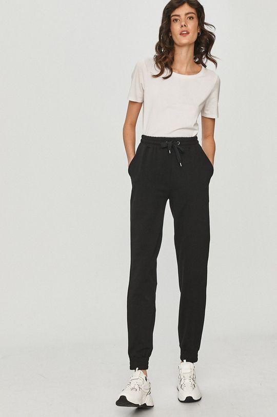 negru Answear Lab - Pantaloni De femei