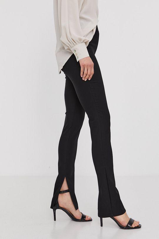 černá Answear Lab - Kalhoty z narozeninové kolekce