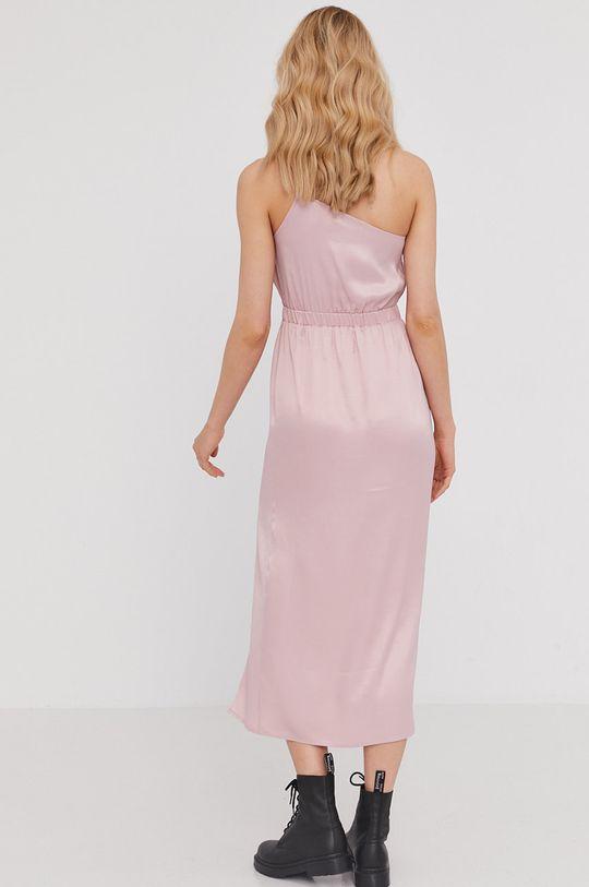 Answear Lab - Šaty z narodeninovej kolekcie  15% Hodváb, 85% Viskóza
