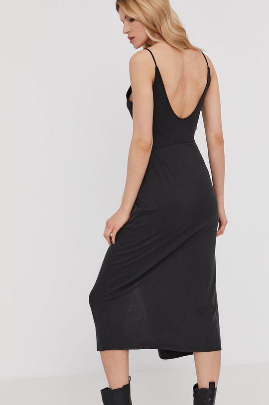 Answear Lab - Šaty z narodeninovej kolekcie  65% Modal, 35% Polyamid
