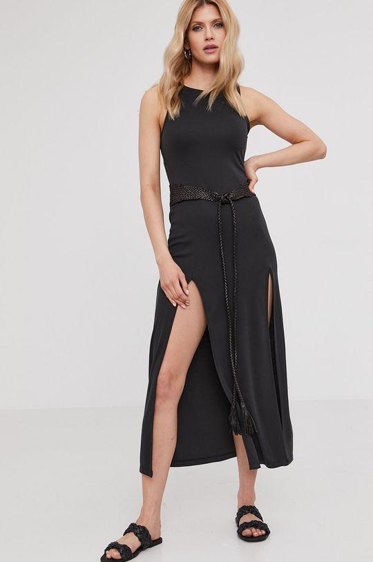 Answear Lab - Šaty z narozeninové kolekce černá
