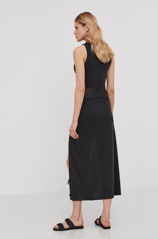 Answear Lab - Šaty z narozeninové kolekce  65% Modal, 35% Polyamid