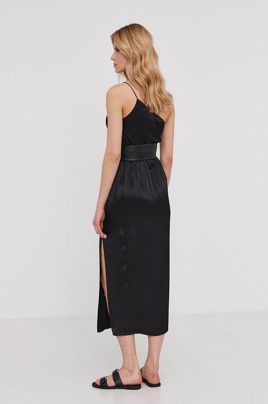 Answear Lab - Šaty z narozeninové kolekce  15% Hedvábí, 85% Viskóza