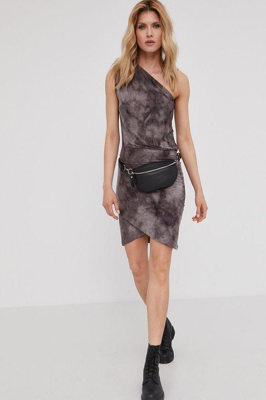 Answear Lab - Šaty z narozeninové kolekce šedá