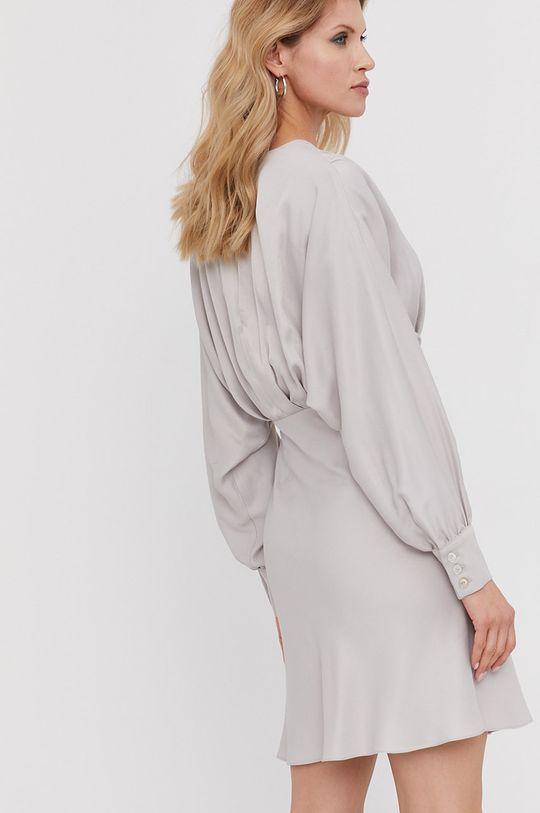 Answear Lab - Šaty z narozeninové kolekce  20% Hedvábí, 80% Viskóza