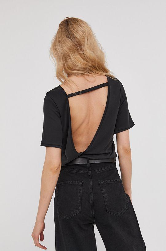 černá Answear Lab - Tričko z narozeninové kolekce