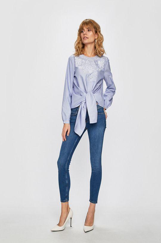 Answear - Bluza albastru