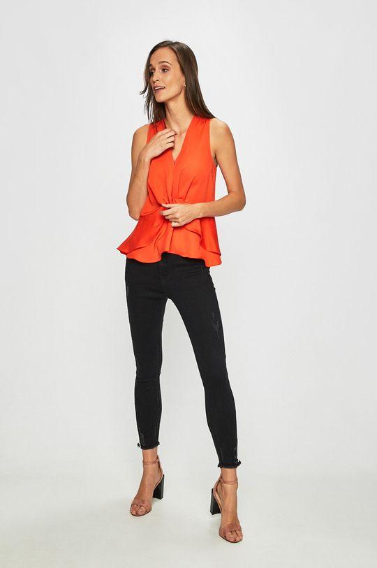 Answear - Top portocaliu