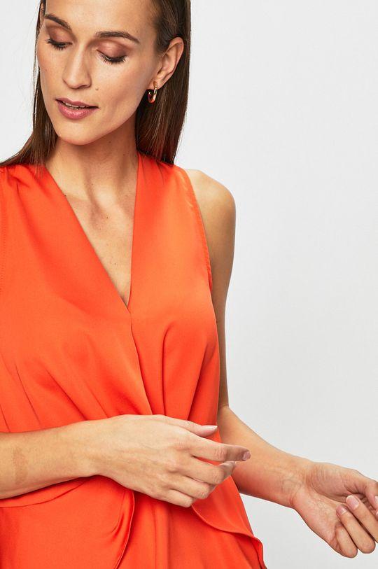 portocaliu Answear - Top