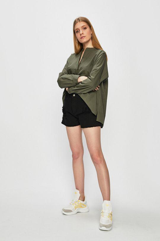 verde Answear - Bluza De femei