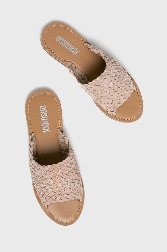 Answear - Papuci culoarea tenului