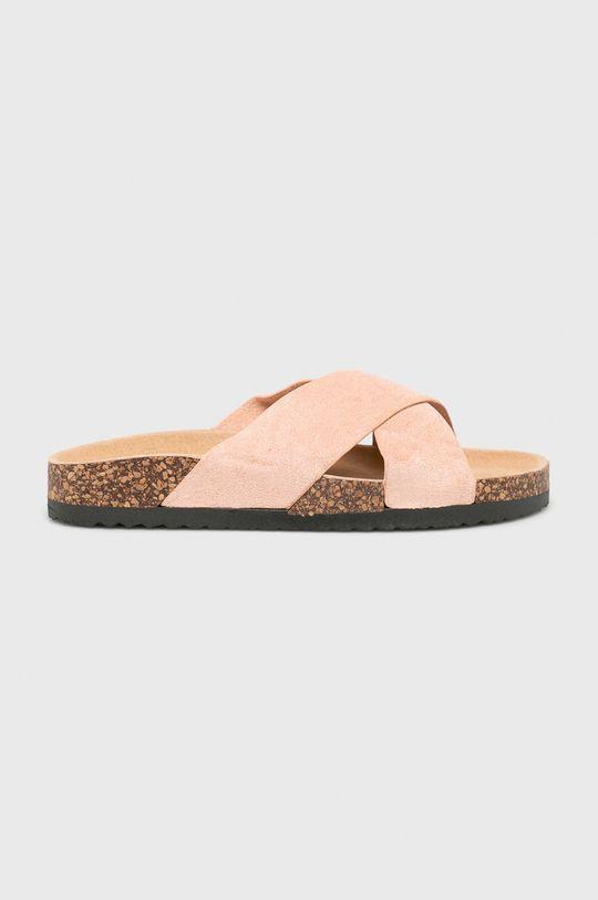 rózsaszín Answear - Papucs cipő Bona Női