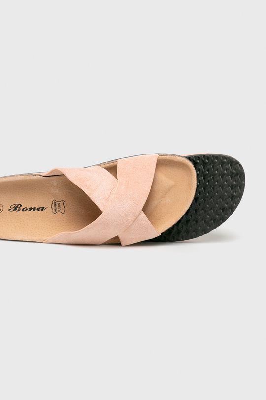 Answear - Papucs cipő Bona rózsaszín