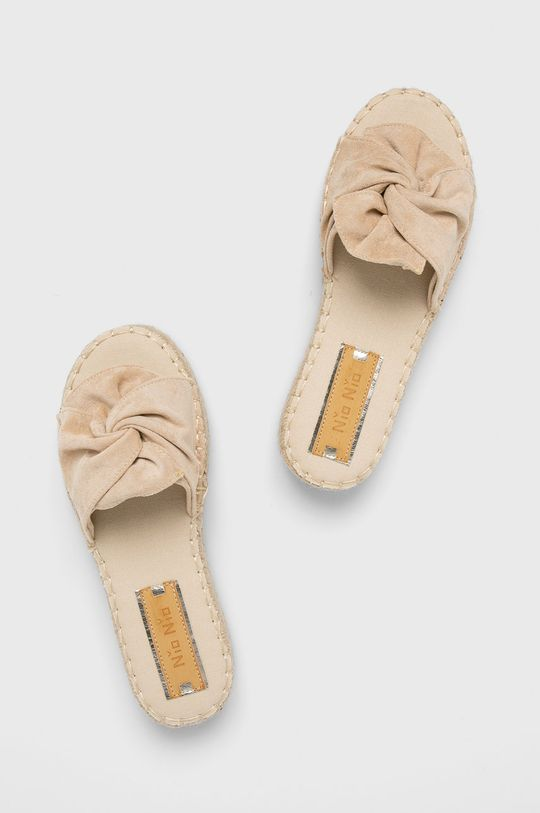Answear - Papucs cipő Nio Nio bézs