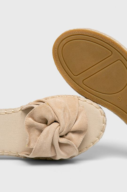Answear - Papucs cipő Nio Nio  Szár: textil Belseje: szintetikus anyag, textil Talp: szintetikus anyag