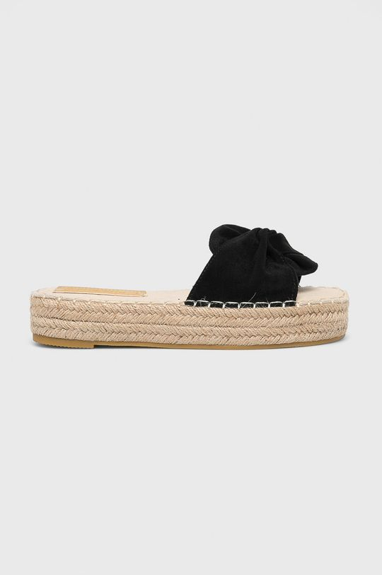 fekete Answear - Papucs cipő Nio Nio Női