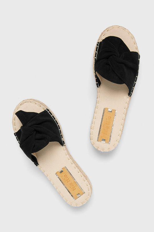 Answear - Papucs cipő Nio Nio fekete