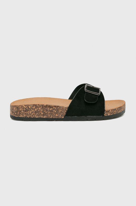 fekete Answear - Papucs cipő Seastar Női