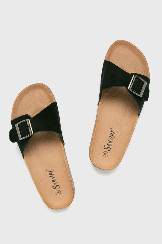 Answear - Papucs cipő Seastar fekete