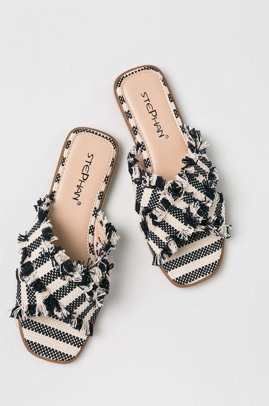 Answear - Papucs cipő Stephan sötétkék