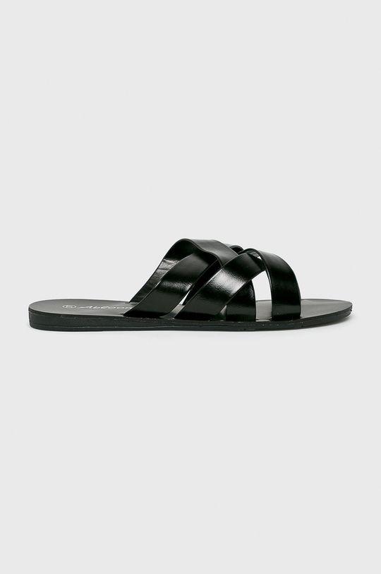 fekete Answear - Papucs cipő Abloom Női