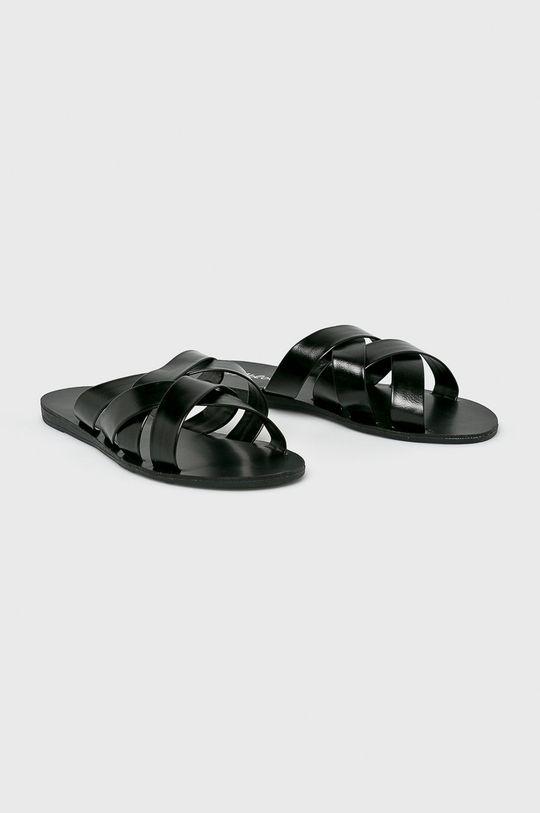 Answear - Papucs cipő Abloom fekete