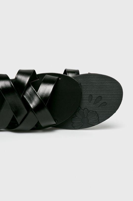 fekete Answear - Papucs cipő Abloom