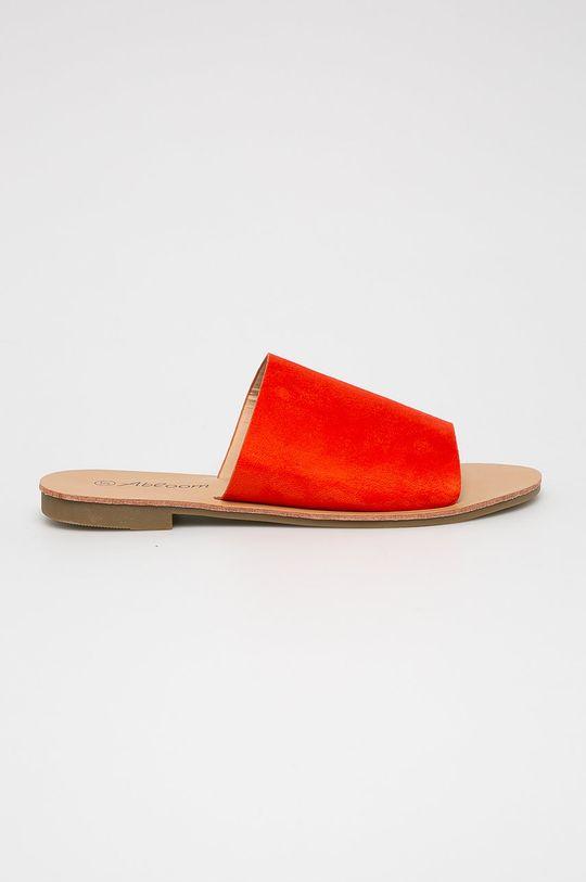narancssárga Answear - Papucs cipő Abloom Női