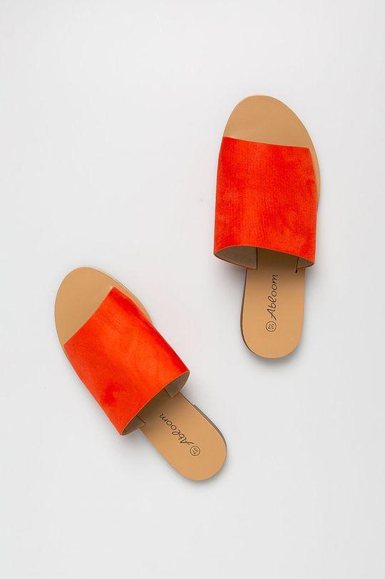 Answear - Papucs cipő Abloom narancssárga