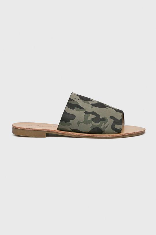 piszkos zöld Answear - Papucs cipő Abloom Női
