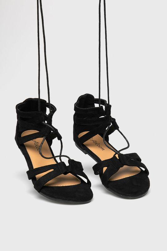 Answear - Sandále Abloom čierna