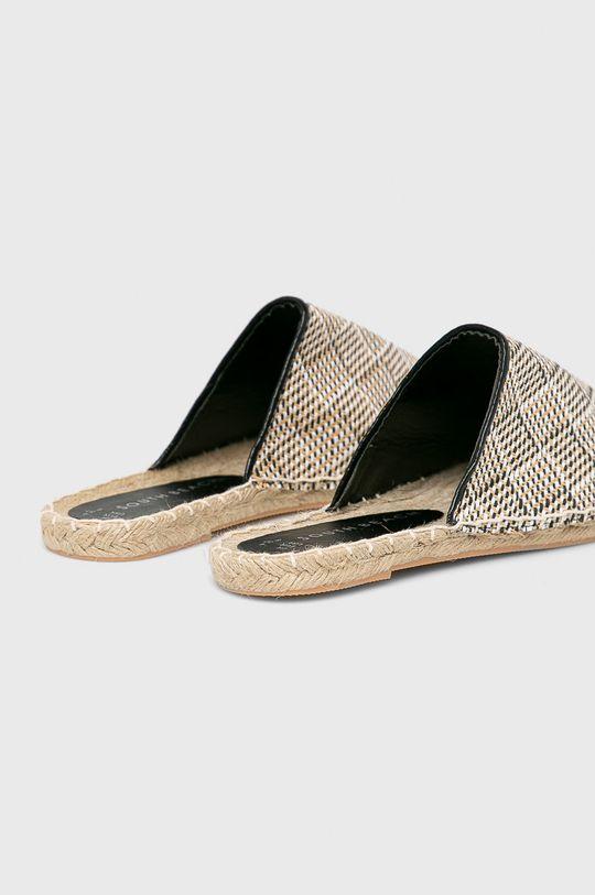 Answear - Papucs cipő South Beach  Szár: szintetikus anyag Belseje: szintetikus anyag, textil Talp: szintetikus anyag