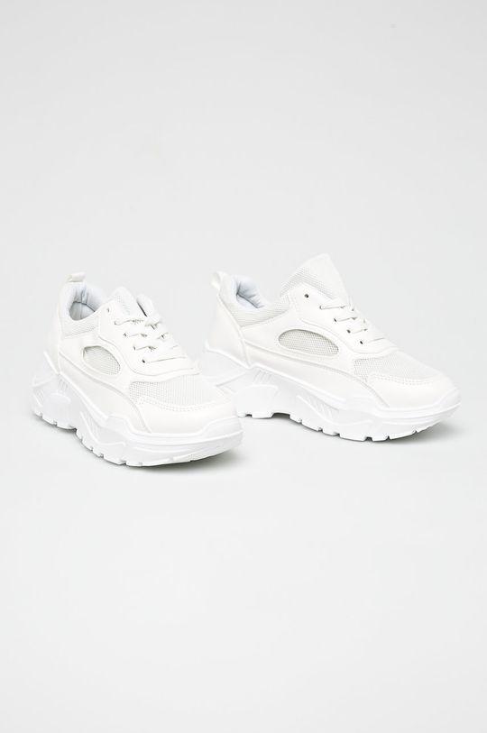 Answear - Cipő Diamantique fehér