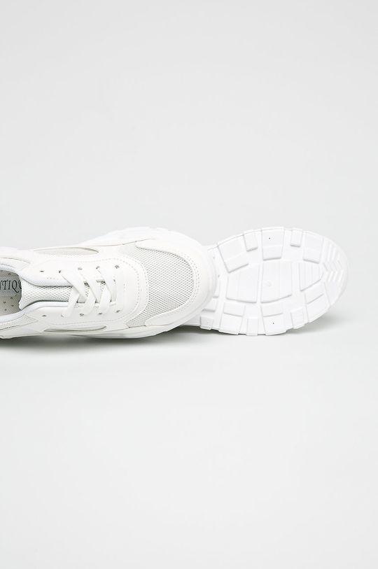 fehér Answear - Cipő Diamantique
