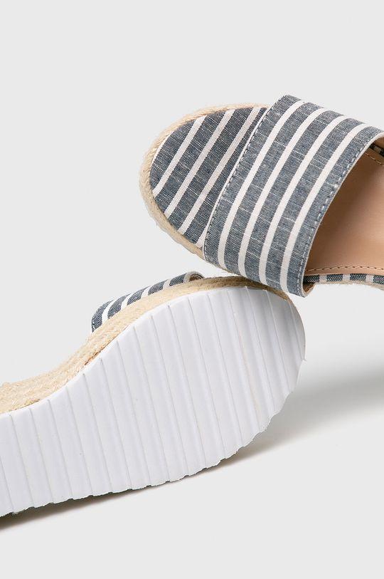 Answear - Espadrilles Crucian  Szár: textil Belseje: szintetikus anyag Talp: szintetikus anyag