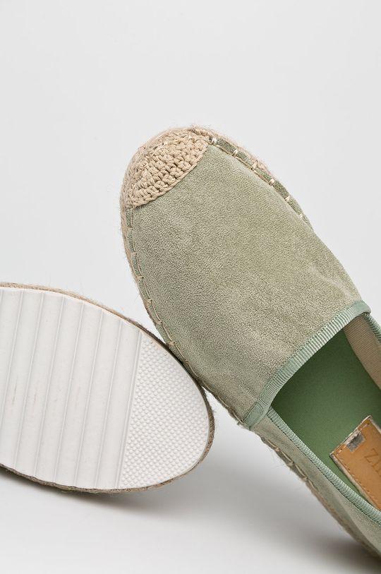 Answear - Espadrilles Marquiiz  Szár: textil Belseje: szintetikus anyag, textil Talp: szintetikus anyag