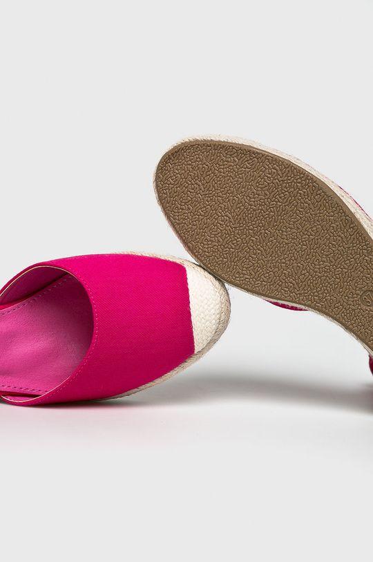 mályva Answear - Espadrilles Ideal Shoes